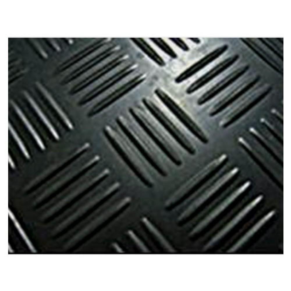Chequer Plate Flooring/Matting
